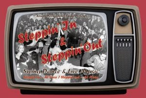 【Steppin' Out】Swing Dance + Live Music @ Noon Cafe